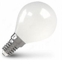 Лампа светодиодная X-flash 48151 XF-E14-FLM-P45-4W-4000K-230V Е14, 4 Вт, 4000 К, 220 В, 440 Лм, матовая колба - шар лампа светодиодная x flash 48014 xf e14 fl p45 4w 4000k 230v е14 4 вт 4000 к 220 в 460 лм матовая колба шар
