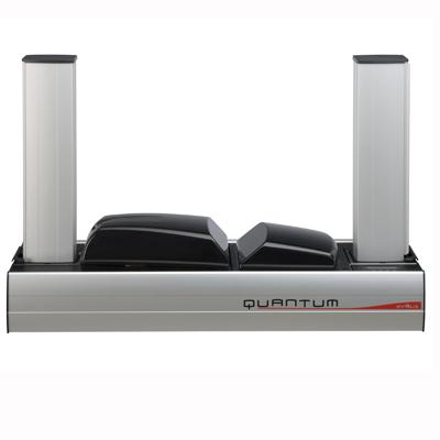 Принтер для печати пластиковых карт Evolis Quantum2 QTM306GRH-BS00K 300 dpi, Mag, Smart contact station, Contactless ready, центральный замок