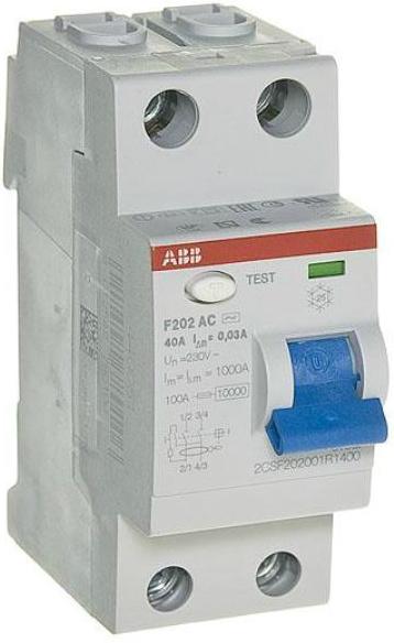 ABB F202 AC-40/0,03