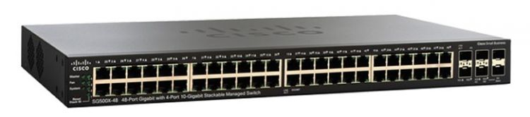 Cisco SB SG550X-48-K9-EU