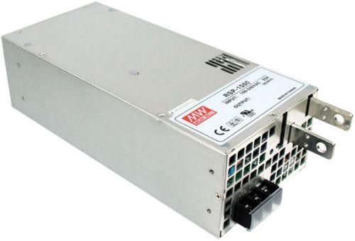 Преобразователь AC-DC сетевой Mean Well RSP-1500-15