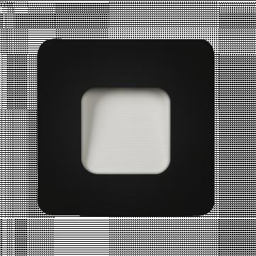 Светильник Zamel 17-221-62 Ledix TETI Черный/Теплый бел., 230V недорого