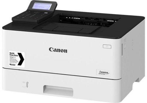 Принтер Canon i-SENSYS LBP223dw 3516C008 ЧБ, А4, 33 стр./мин., 250 л., USB 2.0, 10/100/1000-TX, Wi-Fi, дуплекс, 5-стр. дисплей