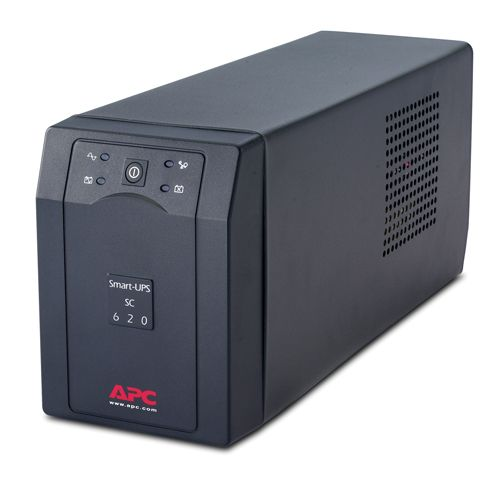 Источник бесперебойного питания APC SC620I Smart-UPS SC 620VA/390W 230V