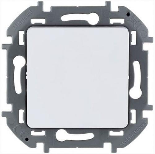 Переключатель Legrand 673680 Inspiria белый промежуточный - винтовые клеммы 10 AX - 250 В