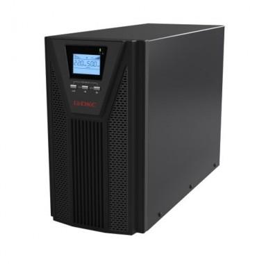 Источник бесперебойного питания DKC SMALLT3A0PS онлайн, Small Tower, 3000VA/2700W, 4xSchuko, USB, без АКБ, RAM batt