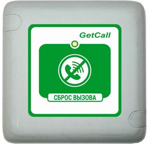 Кнопка HostCall GC-0421W1 для сброса вызовов, поступивших из туалетной кабины (комнаты) для инвалидов