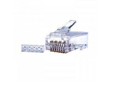 Коннектор SUPRLAN 10-0206 8P8C UTP 6 3U (RJ-45) уп. 100шт