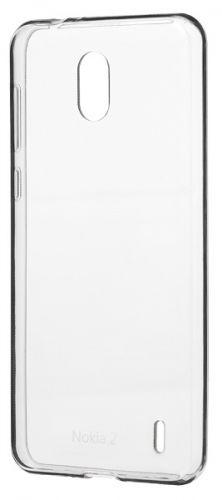 Фото - Чехол Nokia 1A21QGH00VA для Nokia2SlimcrystalCaseTransparentCC-104 чехол nokia 3 4 clear case transparent