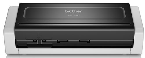 Документ-сканер Brother ADS-1200 A4, 25 стр/мин, 1200 dpi, DADF20, USB3.0, Nuance Power PDF