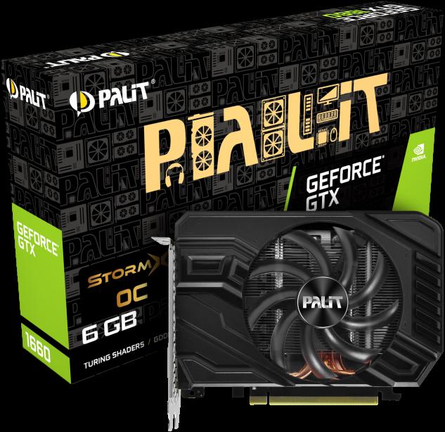 Palit GeForce GTX 1660