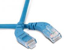 Hyperline PC-APM-UTP-RJ45/R45-RJ45/R45-C6-5M-LSZH-BL