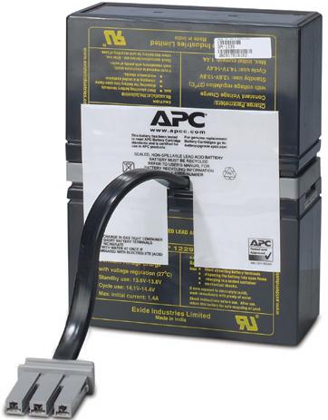 батарея apc srt96bp Батарея APC RBC32 для BR1000I, BR800I