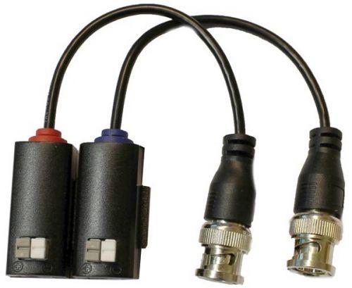 Комплект OSNOVO TP-H/3 двух пассивных приемопередатчиков HDCVI/HDTVI/AHD/CVBS по витой паре UTP Cat 5E/6 до 320м(AHD/720р)/250м(AHD/1080р), до 130м(AH