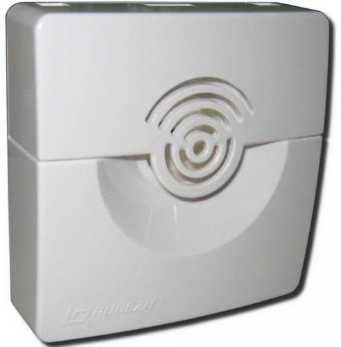 Оповещатель Рубеж ОПОП 2-35, 24В (корпус белый) 100 дБ, 24В, 40мА, IP41