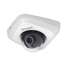 Видеокамера IP Beward SV3210D 5 Мп, 1/2.9'' КМОП Sony Starvis, H.265/H.264/MJPEG, 2560x1920, 30к/c, объектив 2.8 мм видеокамера ip beward sv3210dm 5 мп 1 2 9 кмоп sony starvis h 265 н 264 hp mp bp mjpeg 30к с 2560x1920 объектив 2 8 мм на выбор