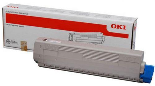 Тонер-картридж OKI 46508734 пурпурный (3K) OKI C332/MC363