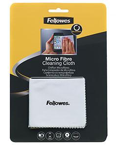 Салфетка Fellowes FS-99745 для чистки мониторов,оптики видеокамер,CD и экранов мобильных телефонов