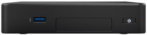 Неттоп Intel BKNUC8CCHKR2 Celeron N3350/4GB/64GB eMMC/HD Graphics 500/Ethernet/WiFi/BT/2*HDMI/2*USB3.0, 2*USB 2.0/noOS/black