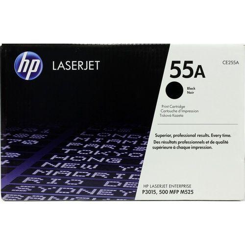 Картридж HP 55A CE255A для принтера LaserJet P3015/M525f 6000 стр