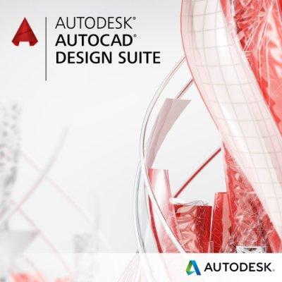 Autodesk AutoCAD Design Suite Standard Single-user 2-Year Renewal