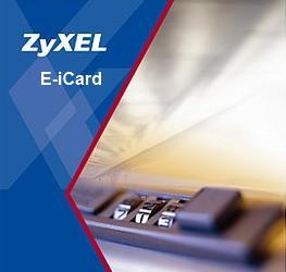 Карта подключения услуги ZYXEL LIC-CCF-ZZ0017F LIC-CCF, E-iCard 1 YR Cyren Content Filtering License for USG210