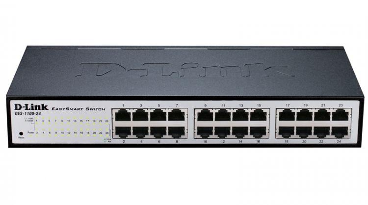 D-link DES-1100-24