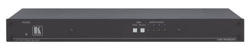 Усилитель-распределитель Kramer VM-4HDCPxl 11-70846120 1:4 сигнала DVI с поддержкой HDCP