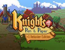 Paradox Interactive Knights of Pen and Paper +1 Deluxier Edition