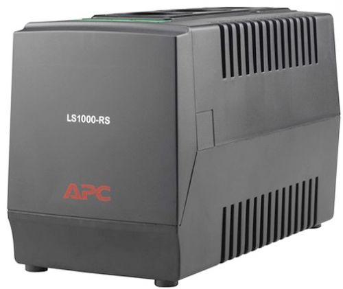 Стабилизатор APC Line-R LS1000-RS 1000VA, automatic voltage regulator, 3 Schuko Outlets, 230V