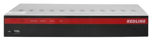 Видеорегистратор REDLINE RL-NVR32C-4H IP-канал 32 канала, до 12МП, Пропускная способность 320 Мбит/c, Видео выход 1 x HDMI, 1 x VGA, HDMI разрешение U