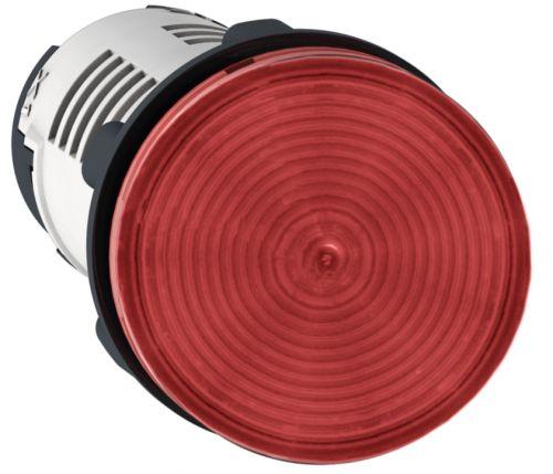 Лампа Schneider Electric XB7EV04BP сигнальная красная светодиодная 24В АС/DC