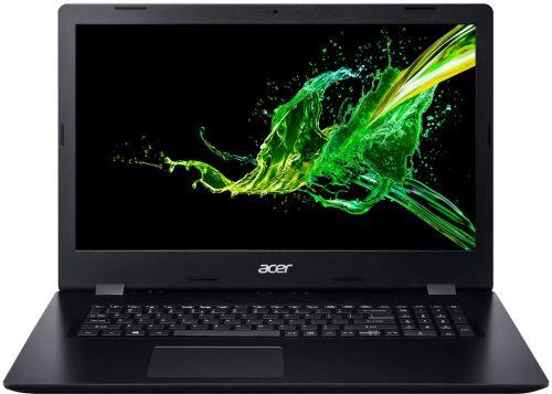 Ноутбук Acer Aspire A317-52-776D NX.HZWER.005 i7-1065G7/8GB/1Tb+256GB SSD/17.3 FHD/Linux/black acer aspire c22 320 [dq bcqer 005] 21 5 fhd a6 9220e 4gb 1tb linux k m
