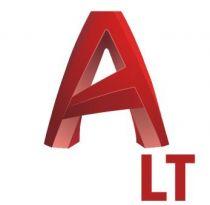 Autodesk AutoCAD LT 2021 Commercial Single-user ELD 3-Year Subscription