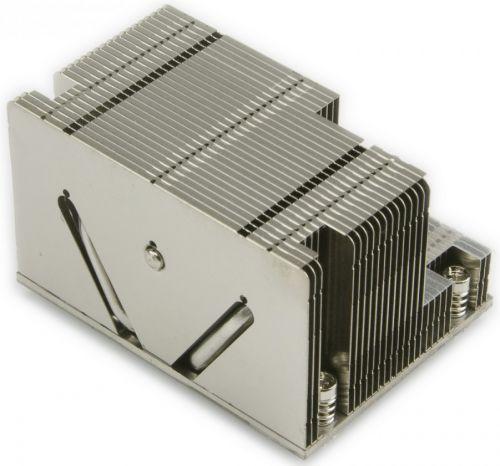 Радиатор Supermicro SNK-P0048PSC для процессора Intel Xeon S2011 алюминий+медь пассивное охлаждение