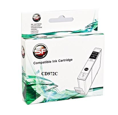 Картридж SuperFine SF-CD972C для HP cyan НР Officejet 6000 / 6500 / 7000 / 7500