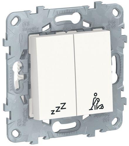 Выключатель Schneider Electric NU521718 кнопочный