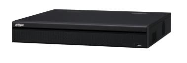 Видеорегистратор Dahua DHI-NVR5216-4KS2 16-ти канальный 4K, подключение IP камер до 12 Мп; макс битрейт 320 Мб/с; 1080p 100к/с; H.264/ H.264+; HDMI-(3