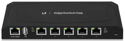 Ubiquiti Коммутатор Ubiquiti EdgeSwitch 5XP (ES-5XP)