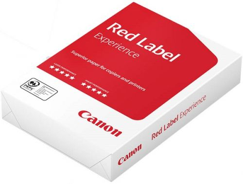 Бумага Canon Red Label Experience 3158V529 А4 80гр/м2, 500л. класс