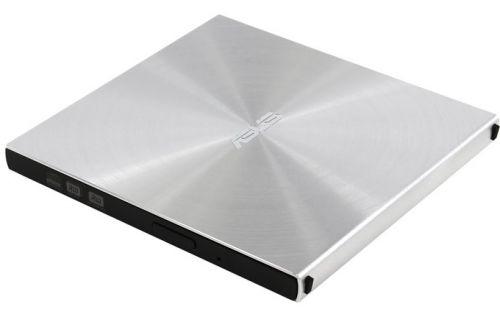 Привод DVD±RW внешний ASUS SDRW-08U5S-U Silver USB 2.0 RTL