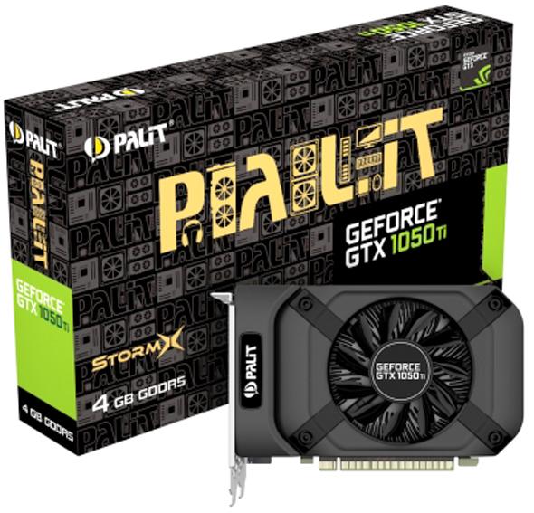 Palit GeForce GTX1050 Ti