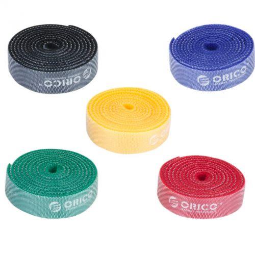 Стяжки Orico CBT-5S-MC для кабелей, комплект 5шт