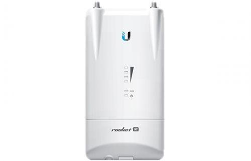 Точка доступа Ubiquiti Rocket M5 AC Lite Wi Fi 802.11ac, 450Mbps, airMAX BaseStation, Outdoor, PoE, 5Ghz Access Point точка доступа ubiquiti rocket m5 eu
