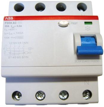 ABB F204 AC-25/0,3