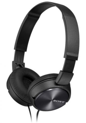 Наушники Sony MDR-ZX310AP черные наушники sony mdr zx310ap синий