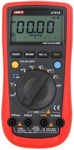 Мультиметр Unit 13-1013 Профессиональный UT61A