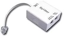 Сплиттер D-link DSL-30CF ADSL 1xRJ-11х2xRJ-11
