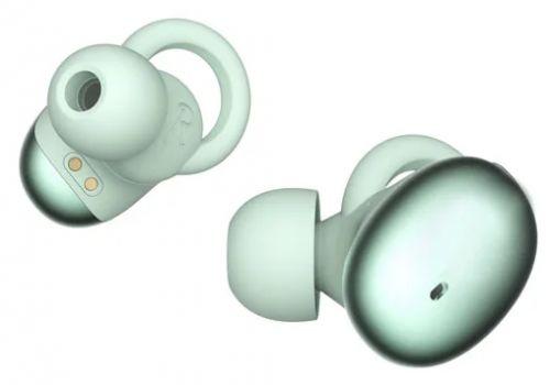 Наушники беспроводные 1MORE Stylish True E1026BT green, с микрофоном, 20 - 20000 Гц, 98 дБ, 16 Ом, BT 4.2, A2DP, AVRCP, Hands free, Headset
