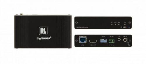 Приемник Kramer TP-583R 50-80024090 HDMI, RS-232 и ИК по витой паре HDBaseT, до 70 м, поддержка 4К60 4:4:4